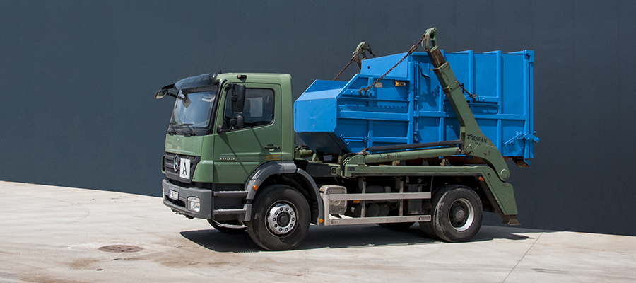 Camion Container Tip Abzet